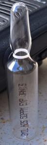H2S Ampule
